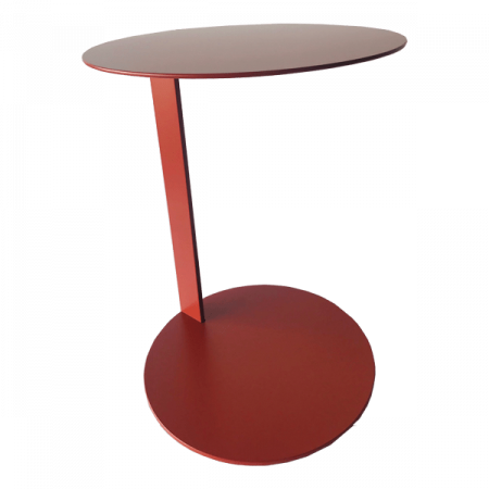 Inspired Environments Poppy Tech Side Table Front