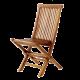 inspired Environments Teak Folding Chair