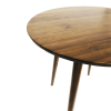 Inspired Environments Walnut Wood Highboy Detail