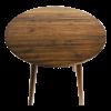 Inspired Environments Walnut Wood Highboy Top
