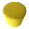 Inspired Environments Yellow Peony Bumper Top