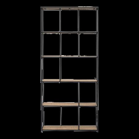 Inspired Environments Mango Wood Shelf Display