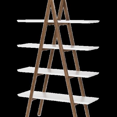 Inspired Environments White Ladder Shelf