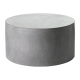 Inspired Environments Cement Round Coffee Table