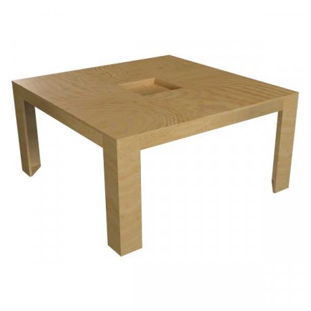 IE Signature Square Birch Tables